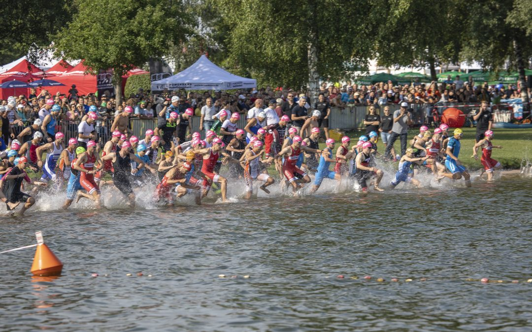 Memmert Rothsee-Triathlon 2021: Anmeldung im April nochmals möglich