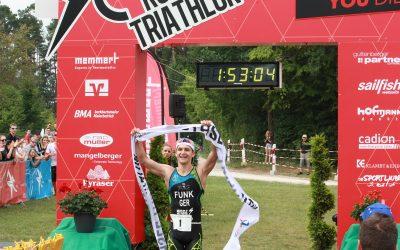 Das Memmert Rothsee-Triathlon Festival dankt seinen Partnern