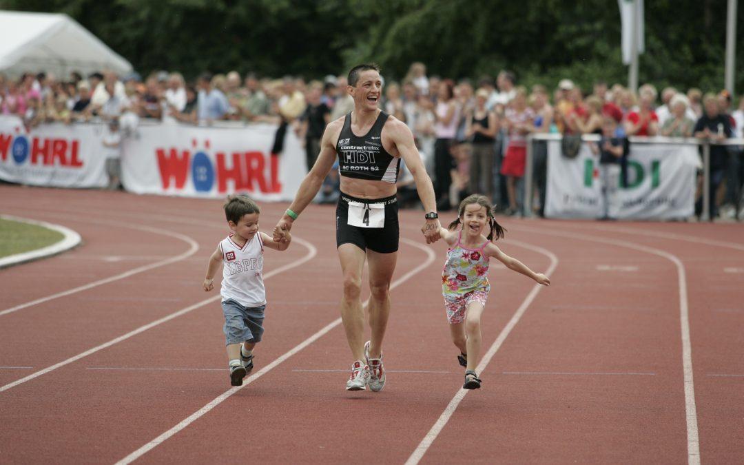 Als Triathlon noch in den Kinderschuhen steckte (3): Was Tennisschläger, Max Mustermann und ein Teenie-Schwarm gemeinsam haben