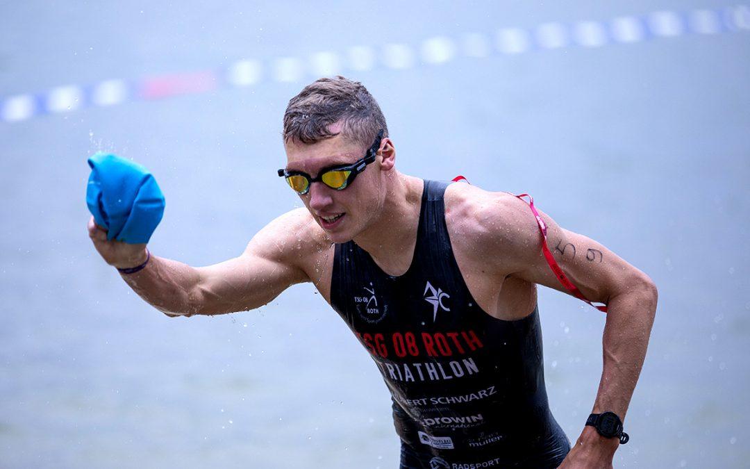 Memmert Rothsee-Triathlon: Starke Orga- und starke Athlet*innen